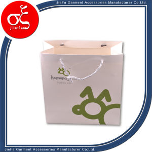 Custom Cheap Clothing Packaging Bag and Gift Bags with Handles pictures & photos