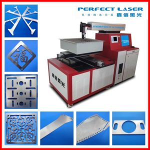 China Supplier YAG Stainless Steel Metal CNC Laser Cutting Machine PE-M500-6262 pictures & photos