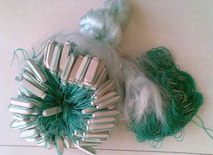Soft and Shining Completed Nylon Fishing Net pictures & photos