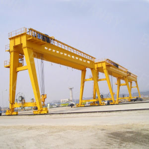 CE Certificate Double Girder Best Gantry Crane pictures & photos