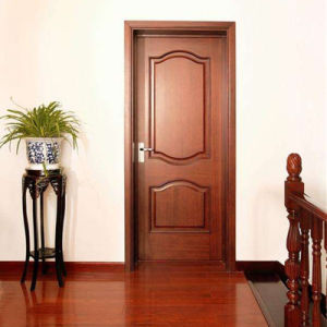 Solid Wood Interior House Room Door pictures & photos