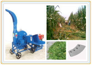 High Capacity Electric and Diesel Engine Hay Cutter
