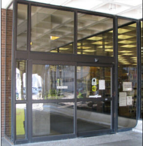 Low Price and Hot-Seeling Automatic Sliding Door Manufacture (DS200) pictures & photos