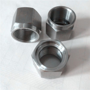 Stainless Steel Nuts with CNC Lathe Technology pictures & photos