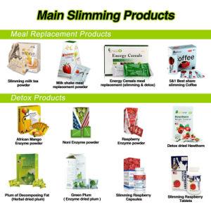 High Protein Health Care Weight Management Prebiotics Probiotics Powder pictures & photos