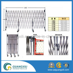 Steel and Aluminum Movable Temporary Fence pictures & photos