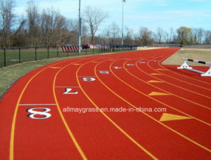 Excellent Quality Rubber Running Race Track for Athletic pictures & photos