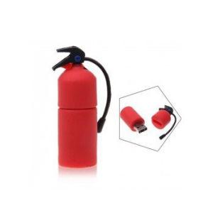 PVC Fire Extinguisher Flash Memory Pen Drive USB Flash Drive pictures & photos