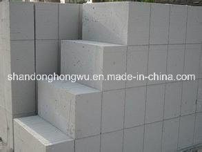 China Autoclaved Aerated Lightweight Concrete (AAC) Wall Blocks