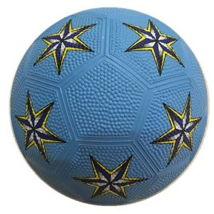 Size 3 Rubber Colorful Football pictures & photos