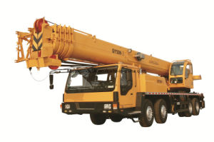 Hot Sale HOWO Hoist Mobile Truck Crane with Qy50V pictures & photos