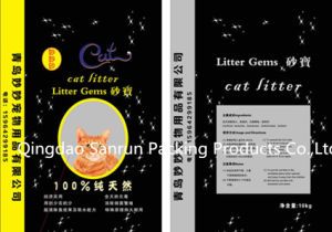 High Quality Woven Bag for Cat Litter pictures & photos