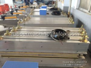 Water Cooling Belt Splicing Vulcanizing Press with Water Pump pictures & photos