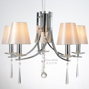 MOQ 1PC Have Stock Modern Crystal Chandelier (GD-183-5) pictures & photos