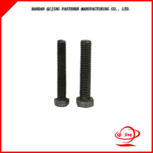High Quality Grade 10.9 High Strength Hex Bolts pictures & photos