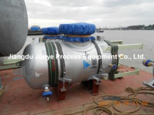 SA516 60 Carbon Steel Suction Drum with Thermowell pictures & photos