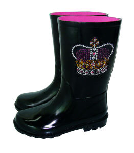 Kid′s Rhinestone Boots pictures & photos