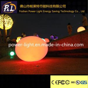 Modern Color-Changing Outdoor Display LED Stone Light pictures & photos