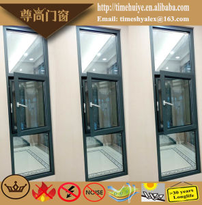Aluminium/Aluminum Window with Fly Screen (Net) Model BS-88 pictures & photos