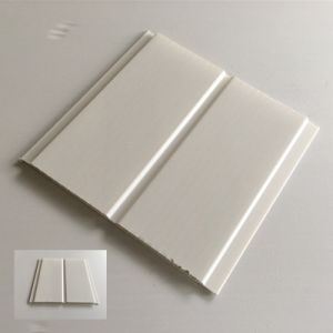 7*250mm Middle Groove Light Weight PVC Ceiling Panel Decoration Waterproof Material pictures & photos