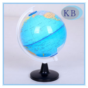 10.6mm Mini Plastic World Globes pictures & photos