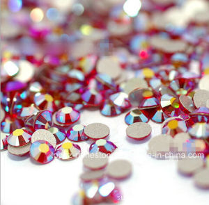 1440 PCS Siam Ab Flatback Rhinestones Schwartzky Crystals pictures & photos