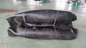 Marine Rubber Fender Can Deflated