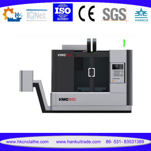 Gsa 5 Axis CNC Vertical Milling Machine Vmc1060A pictures & photos
