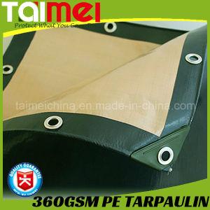 High Quality Waterproof Camo Canvas PE Tarpaulin pictures & photos