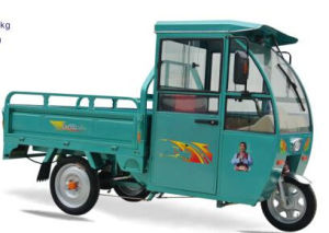 New 800W Electric Passenger Tricycle (HDE-HW2)
