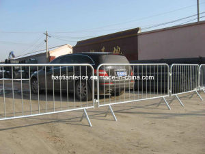 Hot Dipped Removable Crowd Control Barrier pictures & photos