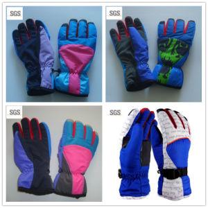 Stock Goods Ski Gloves for Sale