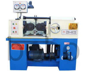 Hydraulic Thread Rolling Machine for Rod, Bar, Pipe Process pictures & photos