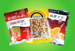 Snack Food Plastic Packaging Bag for Nuts pictures & photos