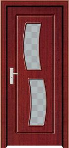 Soundproof Glass Door (WX-PW-164) pictures & photos