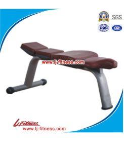 Flat Bench Sports Fitness Equipment (LJ-5634)