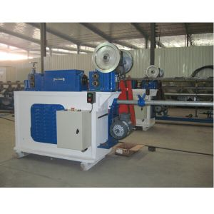 Factory Direct Sale Leading Speed Steel Wire Cut to Length Machine pictures & photos