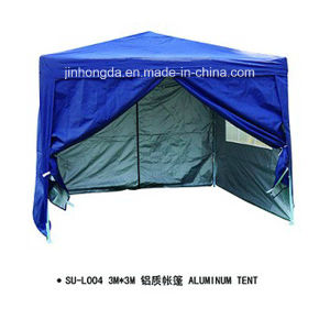 UV Protection Square Aluminum Frame Outdoor Tent (YSBEA0034) pictures & photos