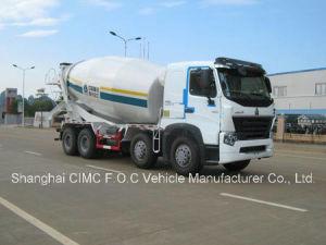 Sinotruk 8*4 Concrete Mixer Truck