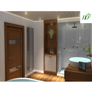 Waterproof Decoration Bathroom Wall Panel Builing of Matrial PVC pictures & photos