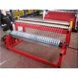 Made in China Stable Function Wire Mesh Making Machine pictures & photos
