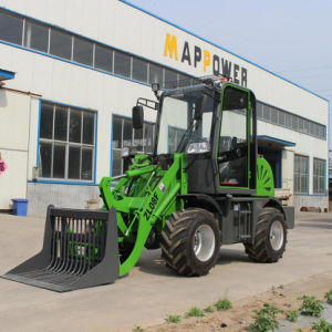 Zl08 F Wheel Loader, Mini Wheel Loader with CE pictures & photos