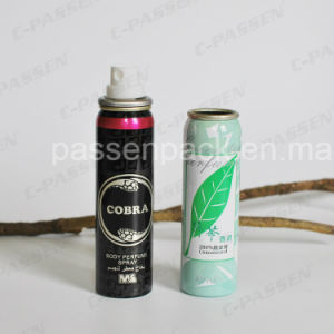 Aluminum Mist Spray Aerosol Can for Body Perfume Spray (PPC-AAC-030) pictures & photos