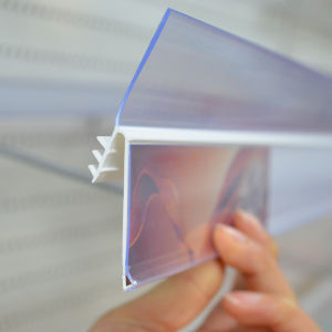 Plastic Price Holder for Metal Shelves (DS-1043) pictures & photos