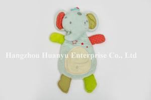 Factory Supply New Design of Baby Stuffed Plush Teether Toy pictures & photos