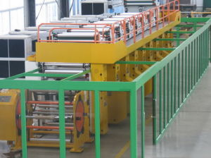 New Concept Printing Press with Energy Saving and Machine Area Climate Control System