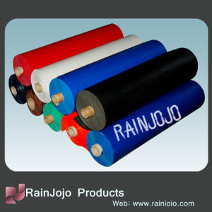 Colored Soft PVC Film Roll pictures & photos