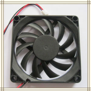 12V DC Cooling Fan 80*80*10mm China Manufacture
