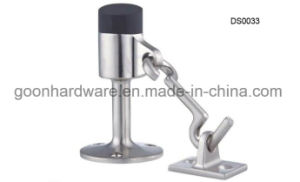Zinc Door Stopper with Rubber Ds0031 pictures & photos