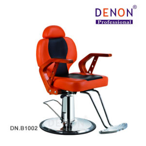 Nice Desig Salon Furniture Package Stable Barber Chairs (DN. B1002) pictures & photos